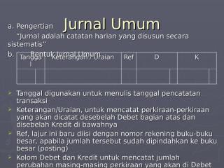 3. Jurnal Umum.ppt