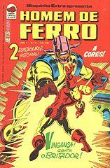 Bloquinho Extra Apresenta # 03 - Homem de Ferro.cbr