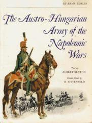 osprey - men-at-arms 005 - the austro-hungarian army of the napoleonic wars.pdf