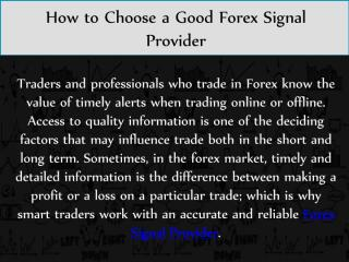 How to Choose a Good Forex Signal Provider.pdf