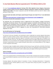 In situ Hybridization Market.pdf