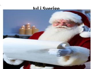 bra jul i Sverige.rtf